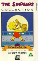 THE SIMPSONS - MOANING LISA