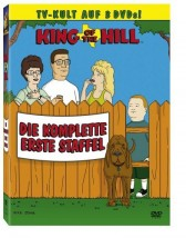 KING OF THE HILL - STAFFEL 1: VOL.3
