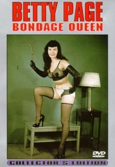 BETTY PAGE BONDAGE QUEEN