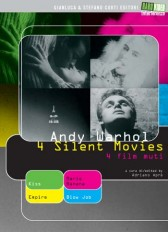 ANDY WARHOL: 4 SILENT MOVIES