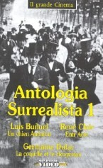 ANTOLOGIA SURREALISTA - VOL.1