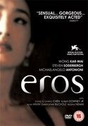 EROS (THE HAND, EQUILIBRIUM, THE DANGEROUS THREAD OF THINGS)