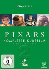PIXARS KOMPLETTE KURZFILM-COLLECTION 2