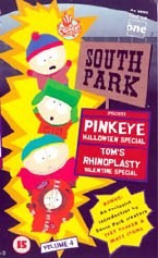 SOUTH PARK SERIES 1 VOL.4